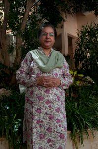 Hina Jilani. (M. G. P.)