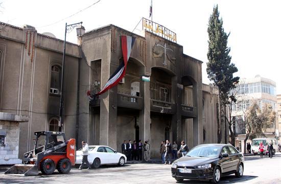 Damasco intenta evitar que las protestas se extiendan por for Juzgados martorell