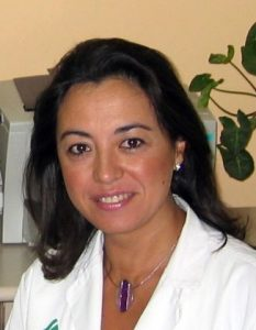 La alergóloga Ana Navarro./ Archivo hospital de Valme, Sevilla.