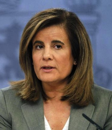 Fátima Báñez (pensiones)