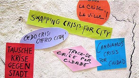Cartel de la exposición que se presentará el 1 de febrero en Matadero Madrid. / mataderomadrid.org