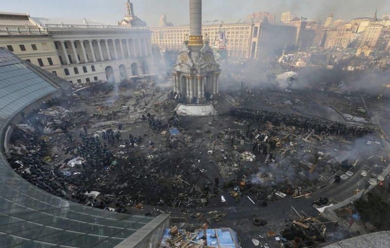 Ucrania_Kiev_Plaza_de_la_Independencia