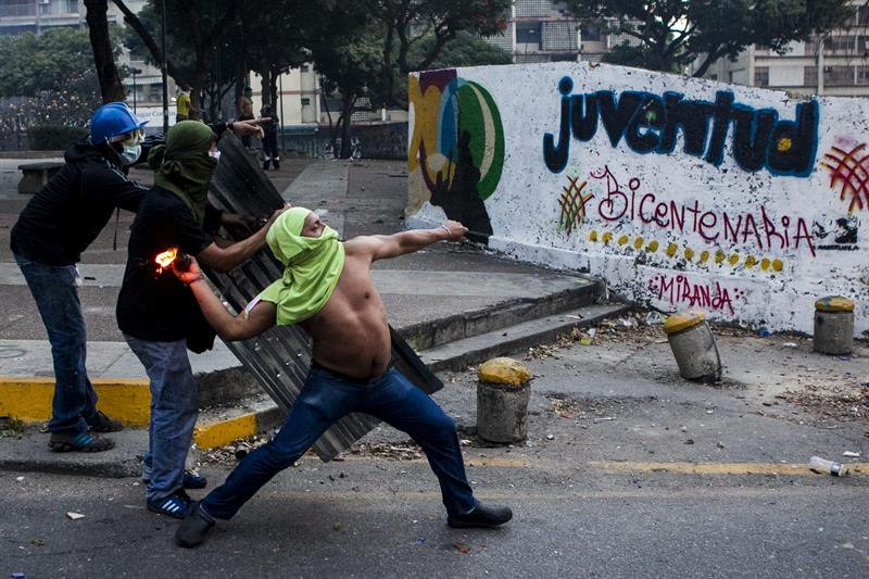 Venezuela_enfrentamientos