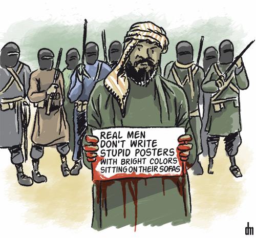 Nigeria: Boko Haram se toma a chufla las protestas de Occidente