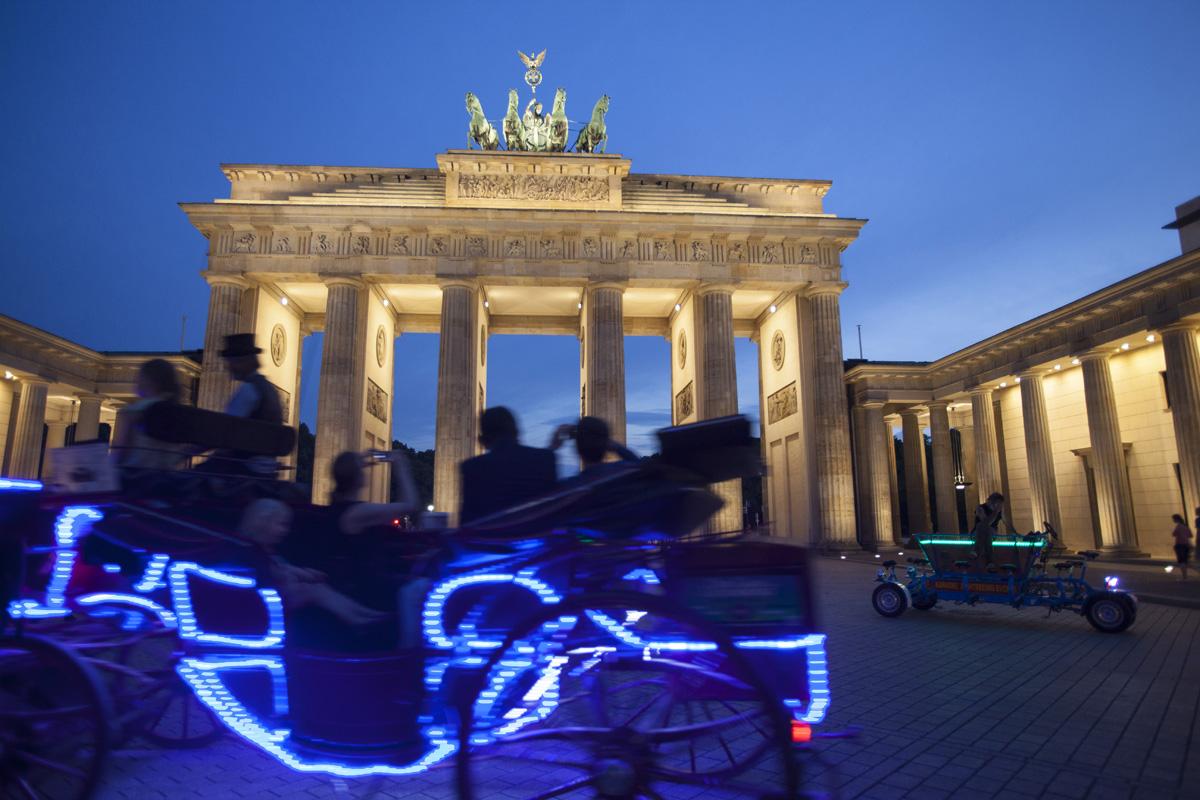 Berlín_Puerta de Brandeburgo