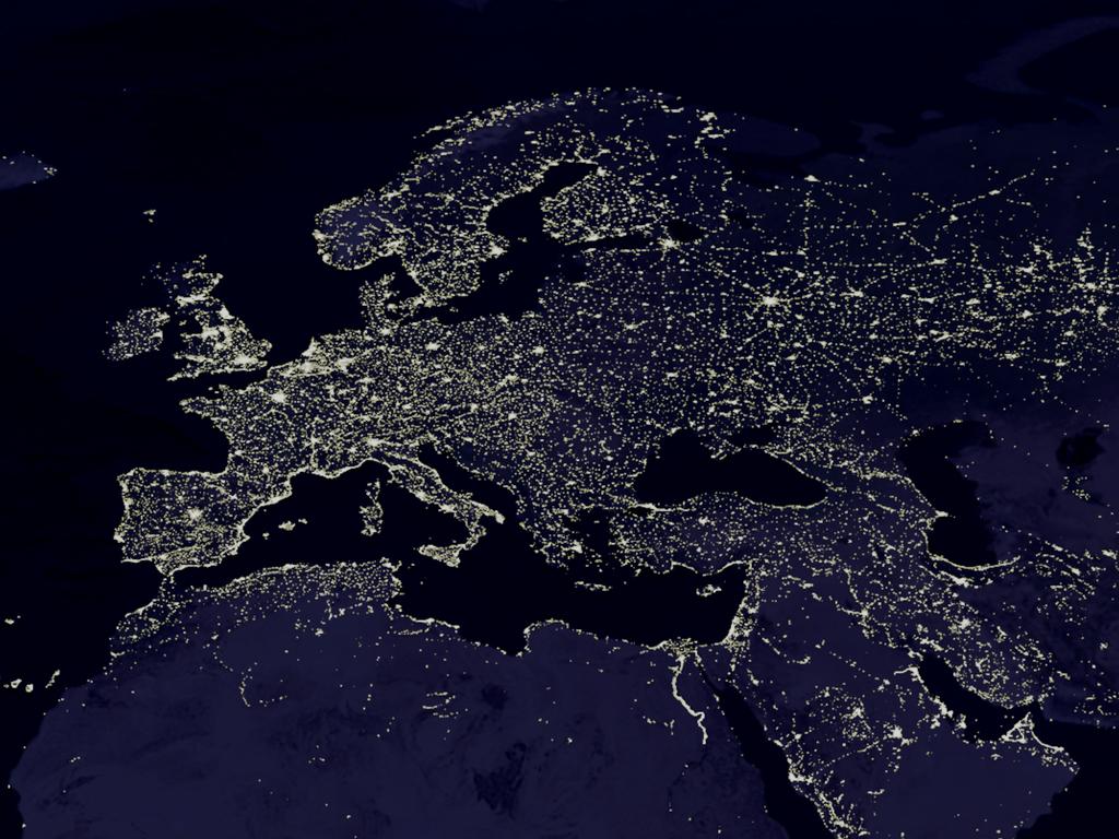 Europe_night