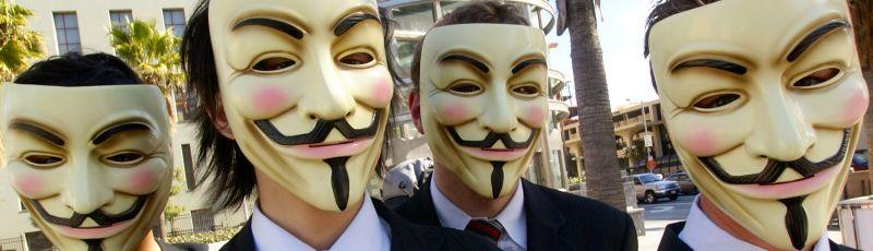 Máscaras. / Wikimedia Commons