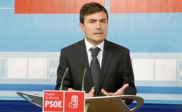 El diputado socialista Pedro Saura en una imagen de archivo. / Efe