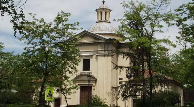 Ermita de San Antonio de la Florida. / españaescultura.es