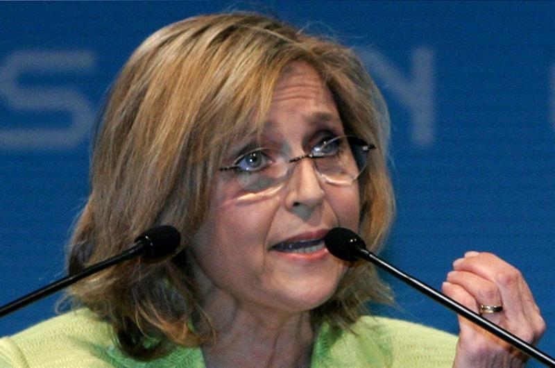 La diputada del PP en la Asamblea de Madrid María Teresa Gómez-Limón en una imagen de archivo. / Fernando Alvarado (Efe)