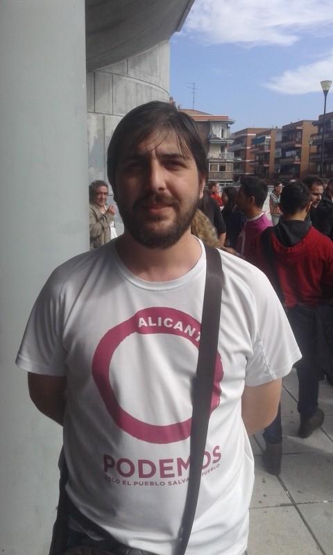 militante Podemos