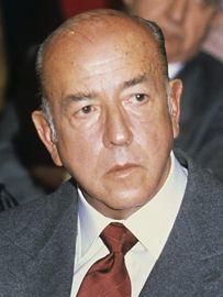 José Utrera Molina. / Efe