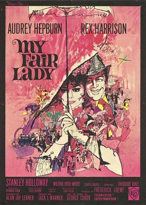 Póster My Fair lady_Don Juan