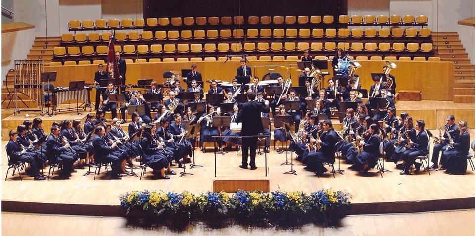 Concierto de la Banda Musical d'Algenit. / Facebook de la Societat Artística Musical d'Algenit