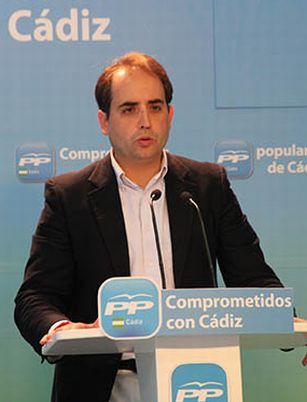 Antonio Saldaña Moreno. / Efe