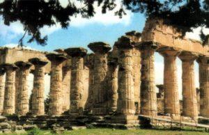 Templo griego de Cyrene, hoy cerca del Estado Islámico de Libia. / Ministerio de Turismo de Libia