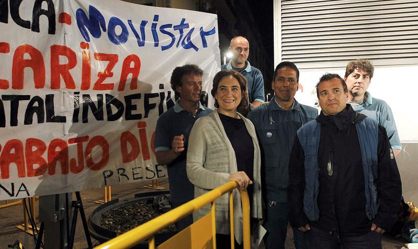 Colau_Movistar_campaña