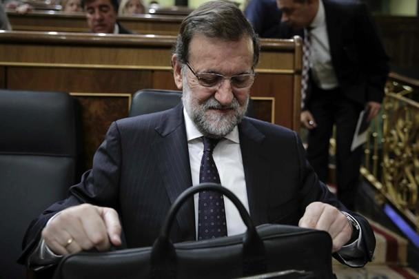 Rajoy_sesion_control_Efe