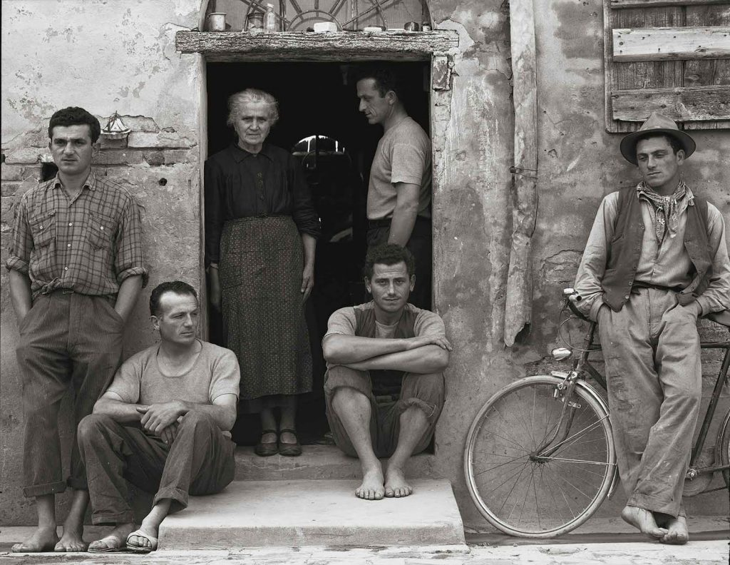 La familia Luzzara