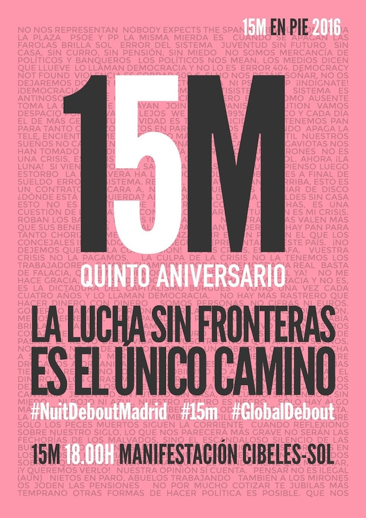 Cartel_V_Aniversario_15M_Global_Debout