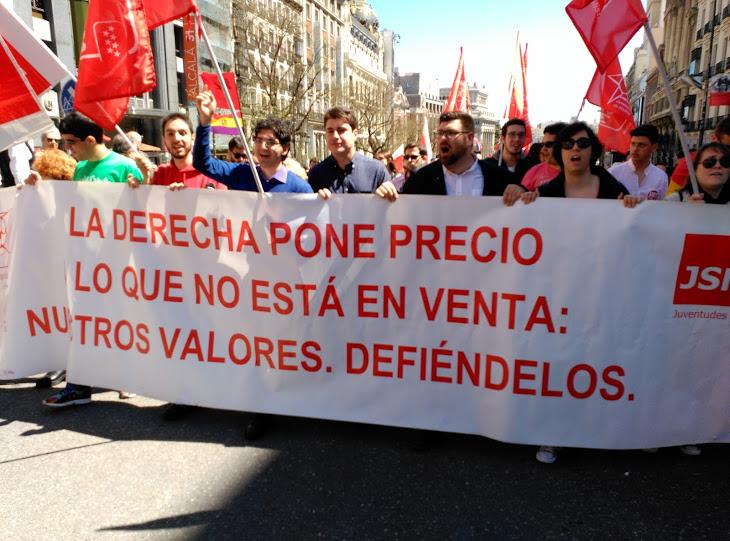 juventudes_socialistas_manifestacion