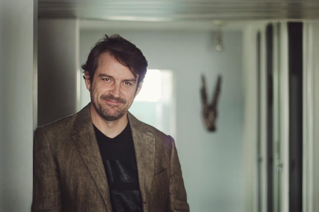 El director de cine venezolano, Lorenzo Vigas. / Caramelfilms.es