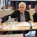 Paolo Vasile (izquierda) junto a Alejandro Echevarría, en una imagen de archivo. /Efe