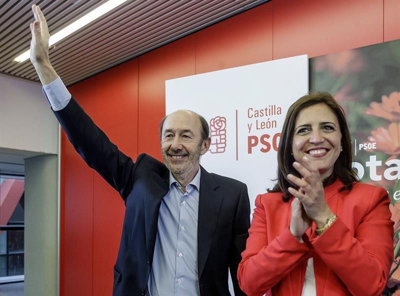 Rubalcaba_Burgos_vieja_guardia