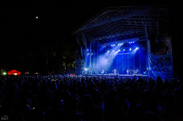 Imagen del Festival Contempopránea celebrado en Badajoz el pasado mes de junio y que en julio tendrá su continuación en Alburquerque. / http://www.contempopranea.com