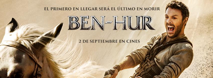 Cartelera de Ben-Hur. / Paramount Pictures Spain