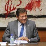 Javier Fernández- Disciplina de voto.