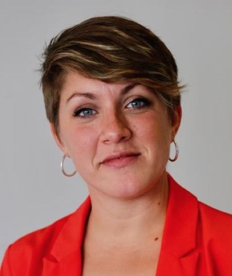 Soraya Vega. Gestora del PSOE