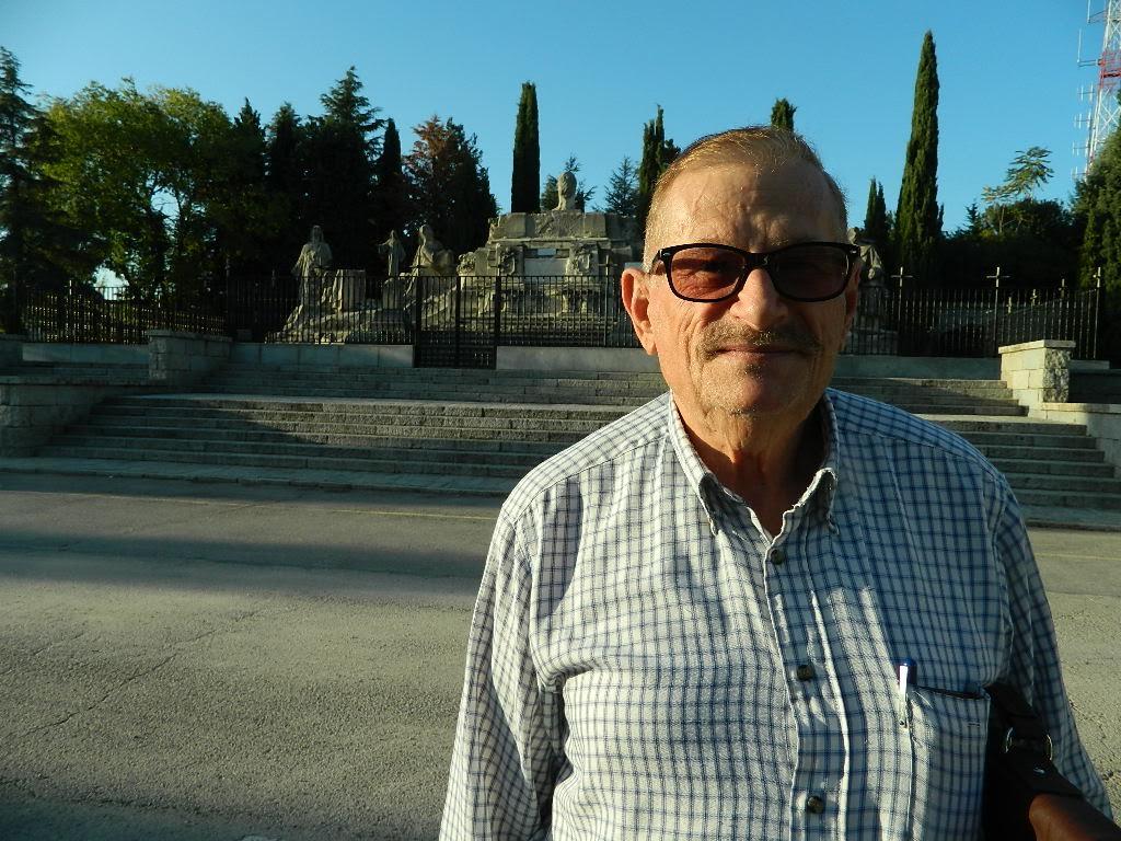 Francisco Moreno. Genocidio franquista