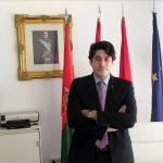 El alcalde de Alcorcón (Madrid), David Pérez.
