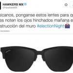 Pantallazo del tuit borrado por Hawkers. / Twitter