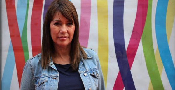 Mabel Lozano, directora de el documenal 'Tribus de la inquisición'. / @lozanomabel
