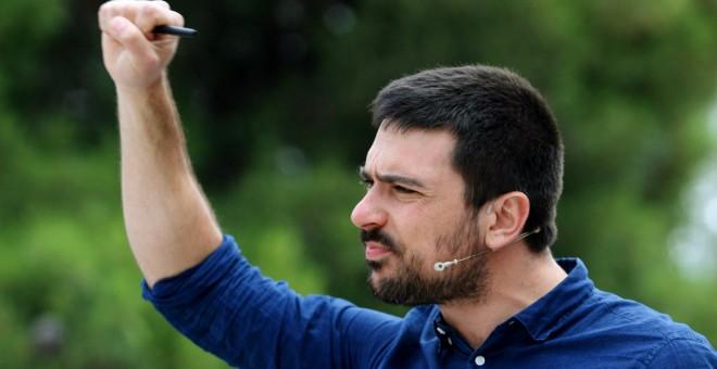 Unidos Podemos: estado de excepción
