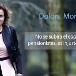 Imagen subida por la ministra de Sanidad, Dolors Montserrat, a su cuenta de Twitter para desmentir su afirmación anterior sobre el copado farmacéutico. / @DolorsMM