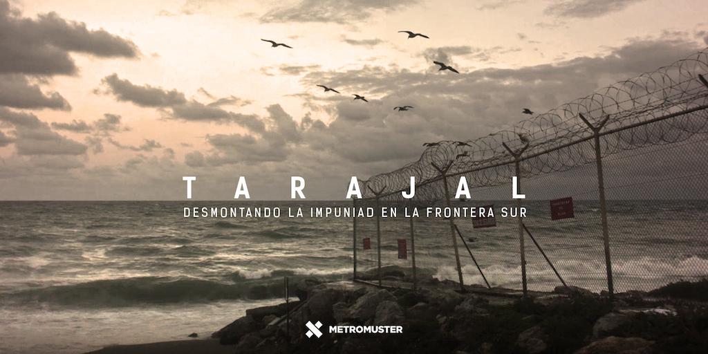Cartel promocional del documental.
