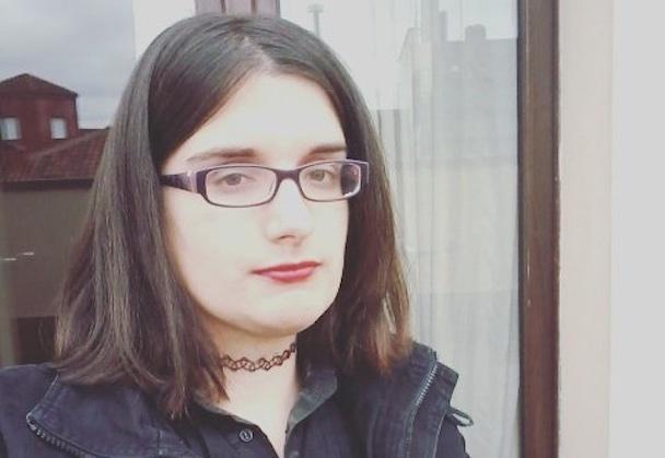 Cassandra Vera, en una imagen de su perfil de Twitter. / @kira_95