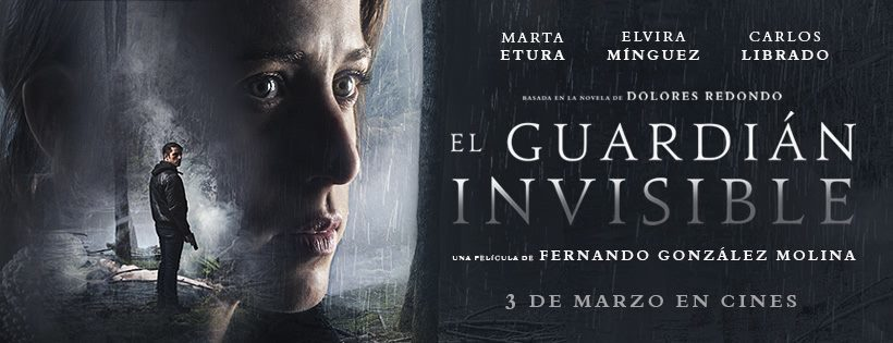 Cartel anunciador de 'El guardián invisible'
