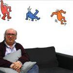 El escritor Andrés Ibañez, cuya última novela, 'La duquesa ciervo', acaba de ser publicada por Galaxia Gutenberg
