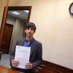 El diputado de Podemos Eduardo Maura registra una PNL en el Congreso para la recuperación de los bienes inmatriculados por la Iglesia Católica.