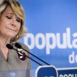 Esperanza Aguirre Gürtel