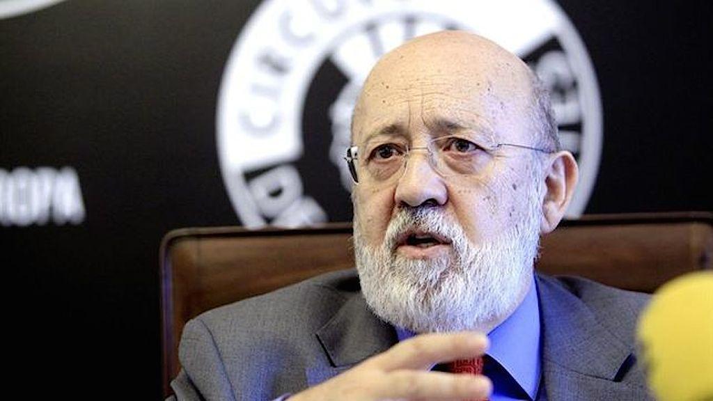 José Félix Tezanos en una imagen de archivo