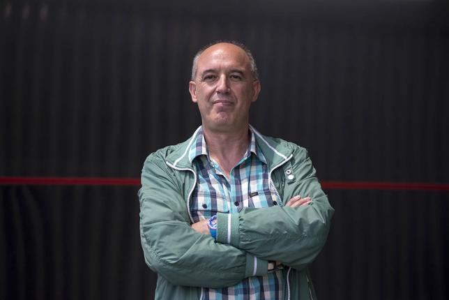José Manuel Muñoz Póliz, secretario general de CGT
