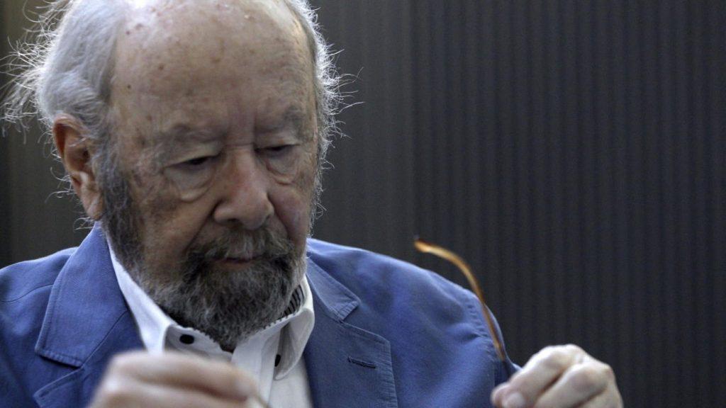 Entrevista José Manuel Caballero Bonald