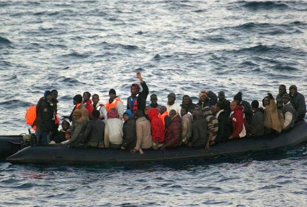inmigración irregular