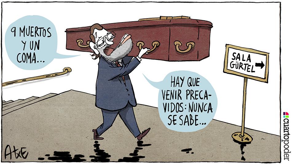 Bien equipado_Declaración de Rajoy