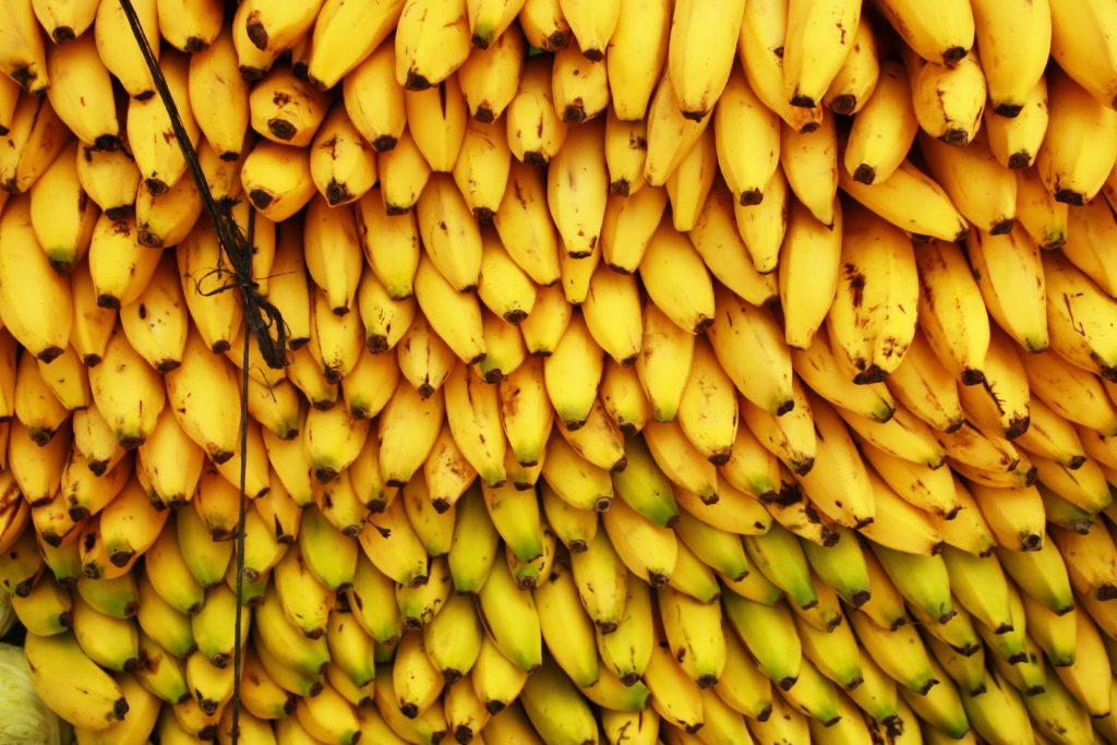 Banana, imagen de Jean-Sébastien Choulnard. Flickr.